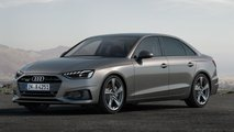 2020 audi a4 refreshed hybrid