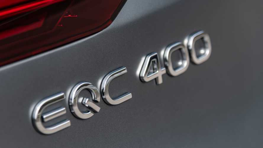 2020 Mercedes-Benz EQC400 4Matic