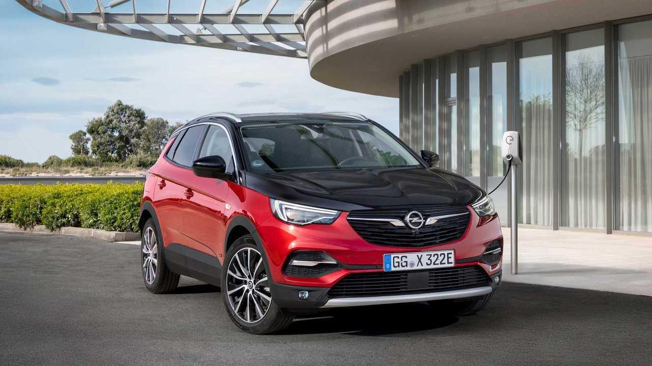 Opel Grandland X Hybrid und Hybrid4
