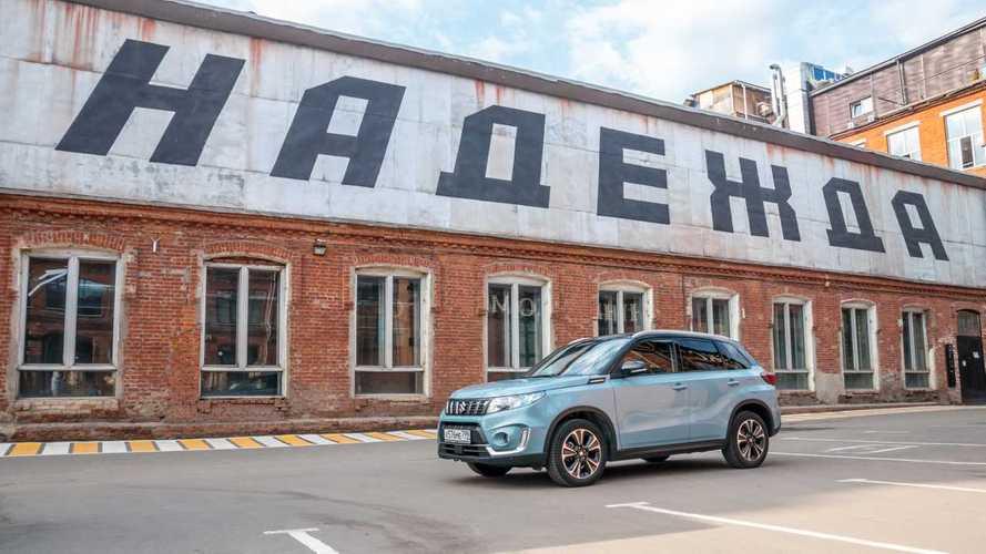 Suzuki Vitara сменит поколение уже через полгода?