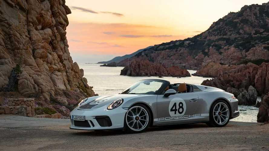 Porsche 911 Speedster: il primo contatto