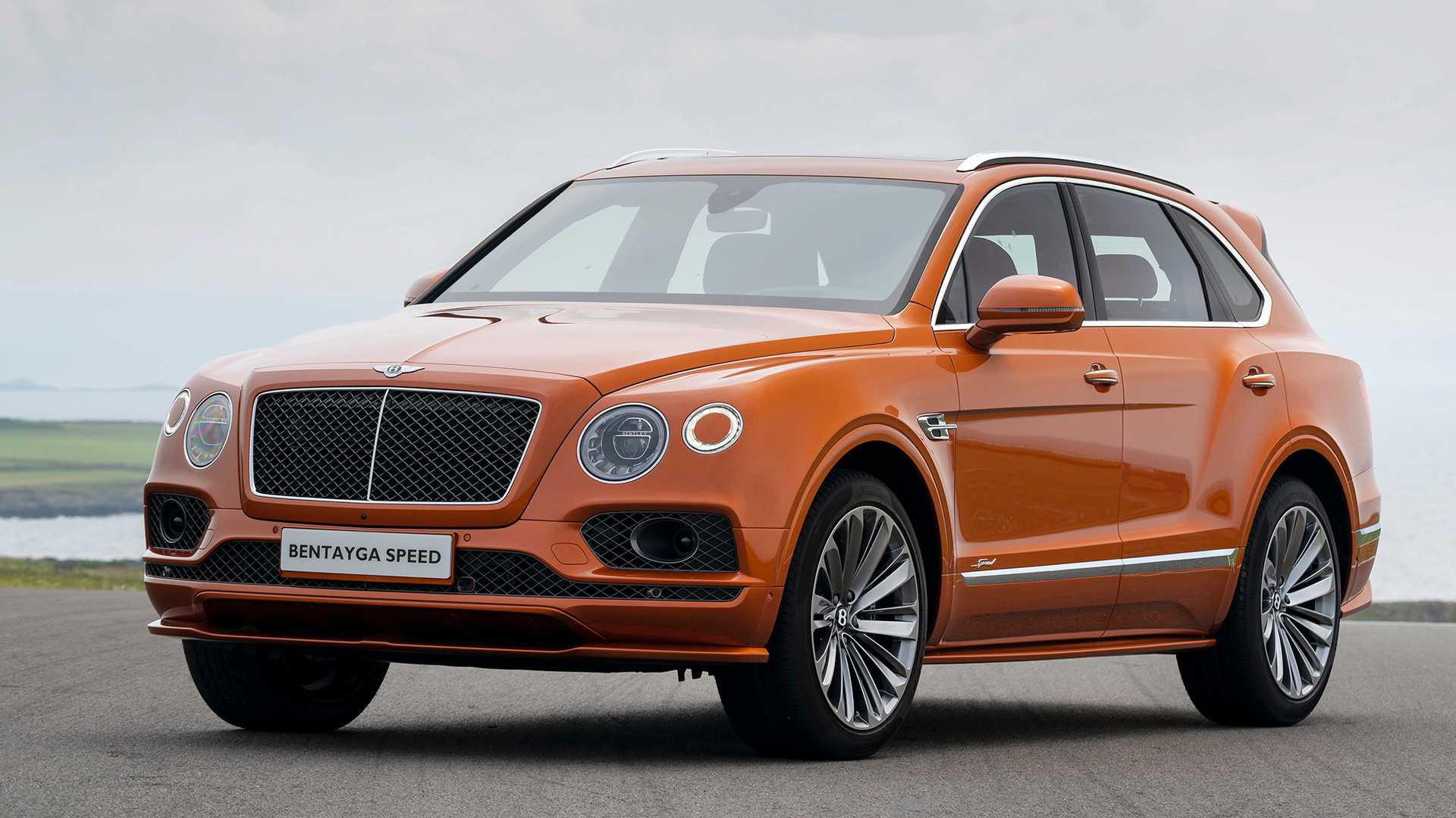 2020 Bentley Bentayga Speed First Drive More Than Fast