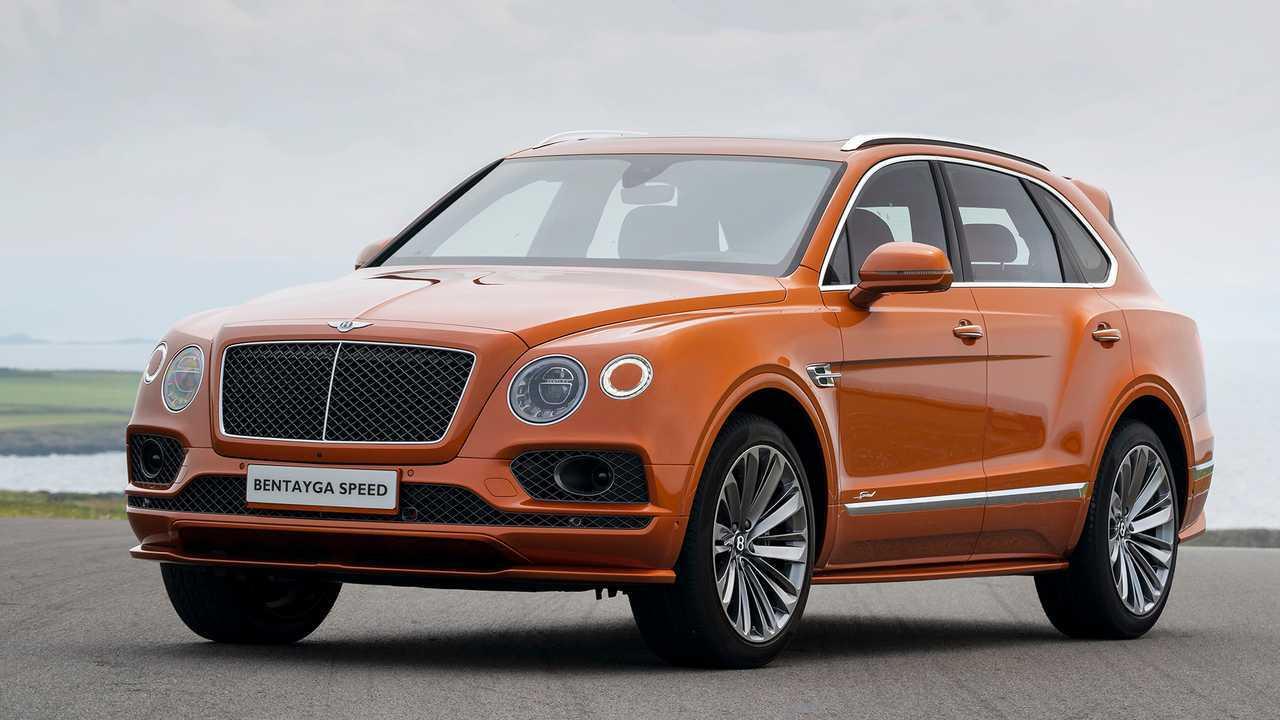 2020 Bentley Bentayga More Powerful Than Ever >> Bentley Captures Bentayga Speed Craftsmanship In New Film