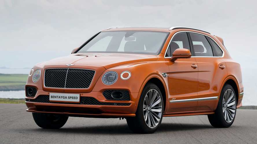 Bentley Recalls More Than A Quarter Of All Bentayga SUVs Over Fire Risk