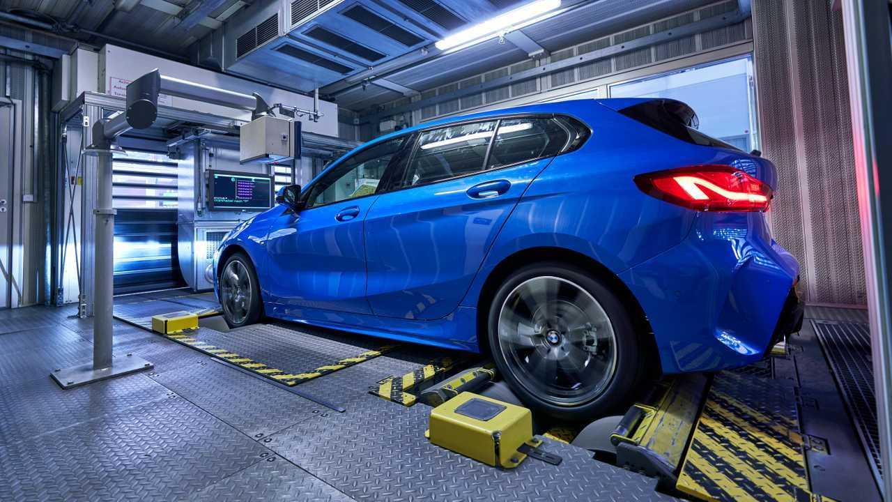 BMW Série 1 2020 - Fábrica de Leipzig