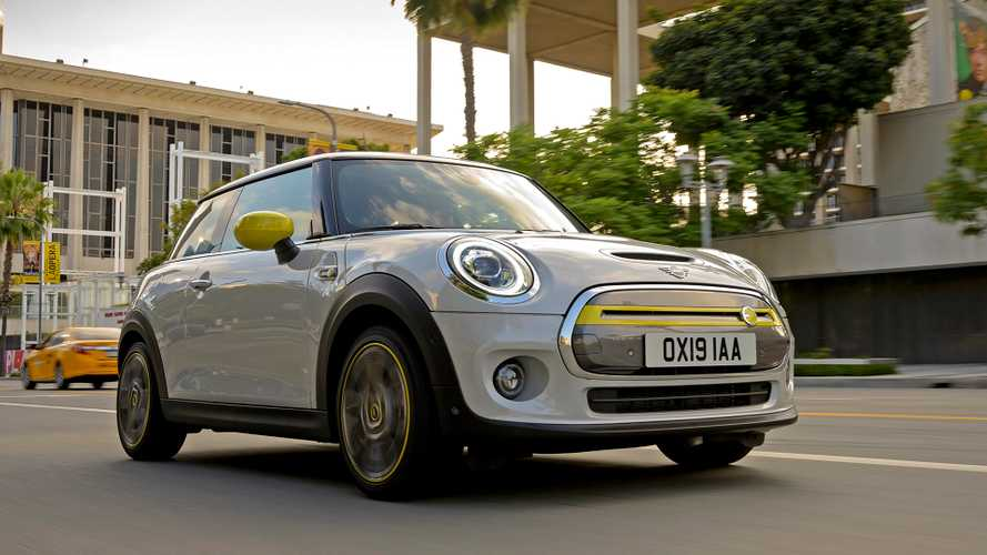 Mini Reveals 168-Mile Electric Cooper SE With 32.6 kWh Battery