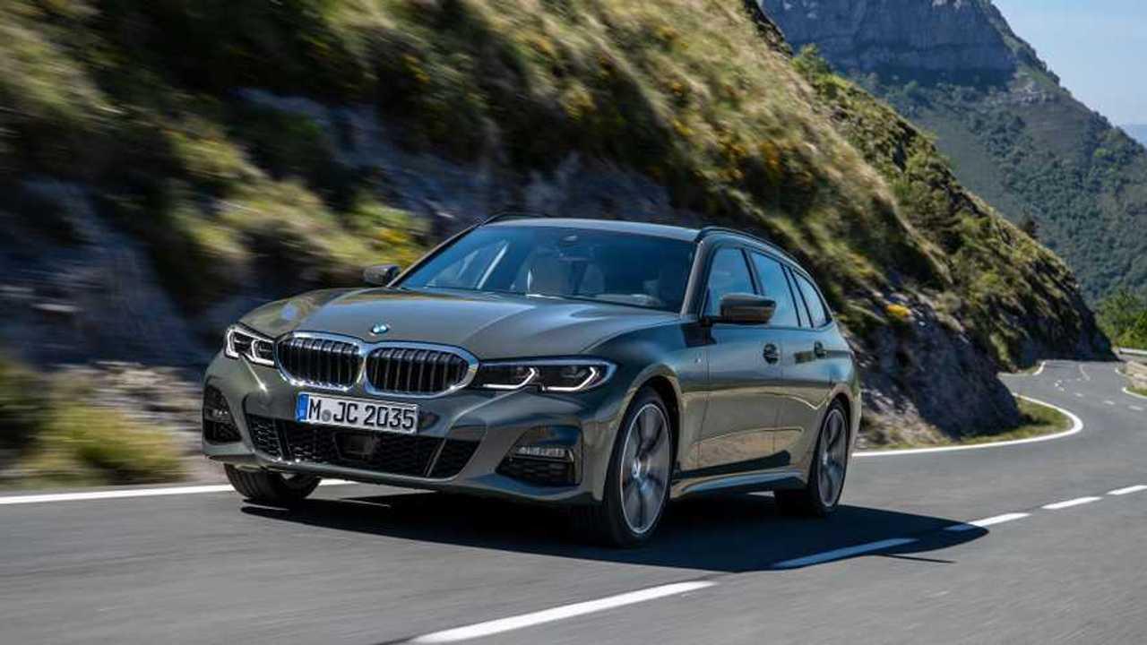 BMW 3 Series Touring (ICE)