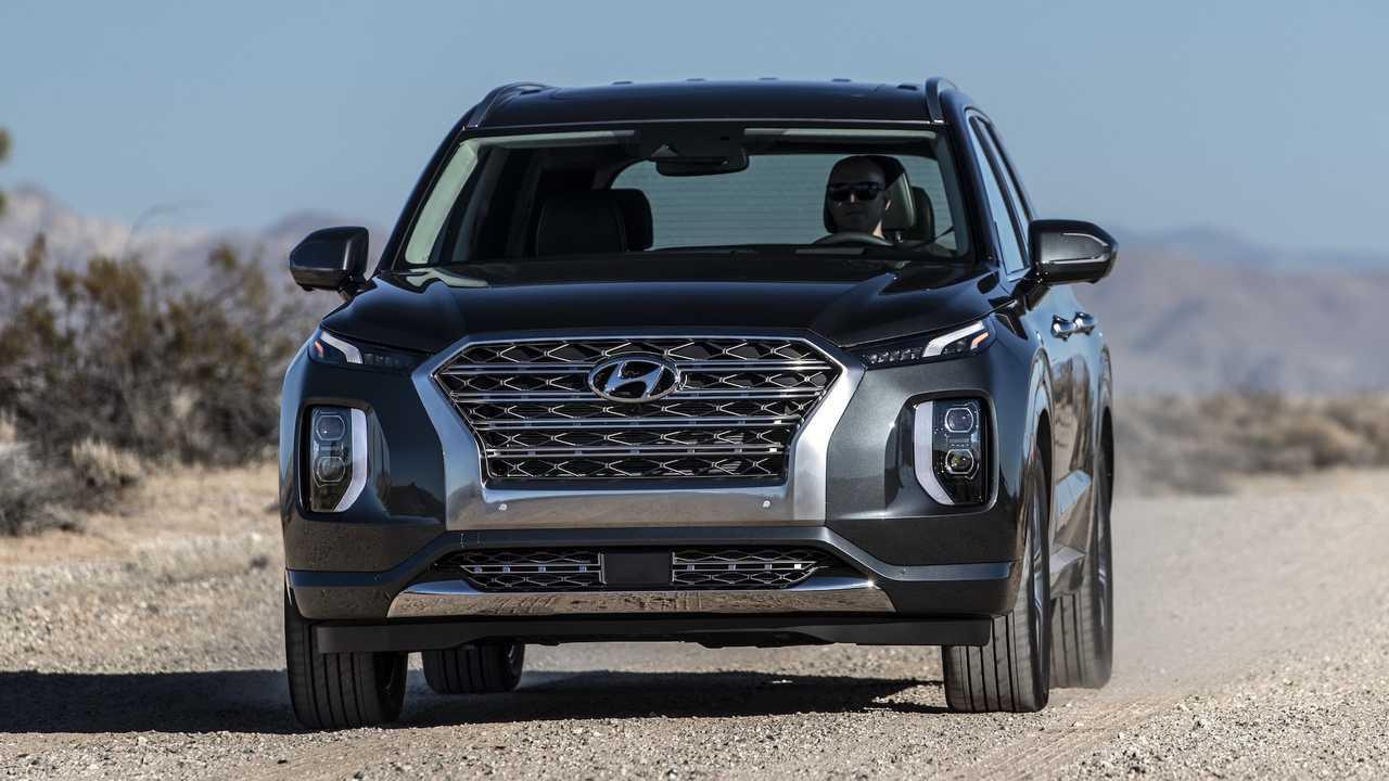 2020 Hyundai Palisade: İlk Sürüş