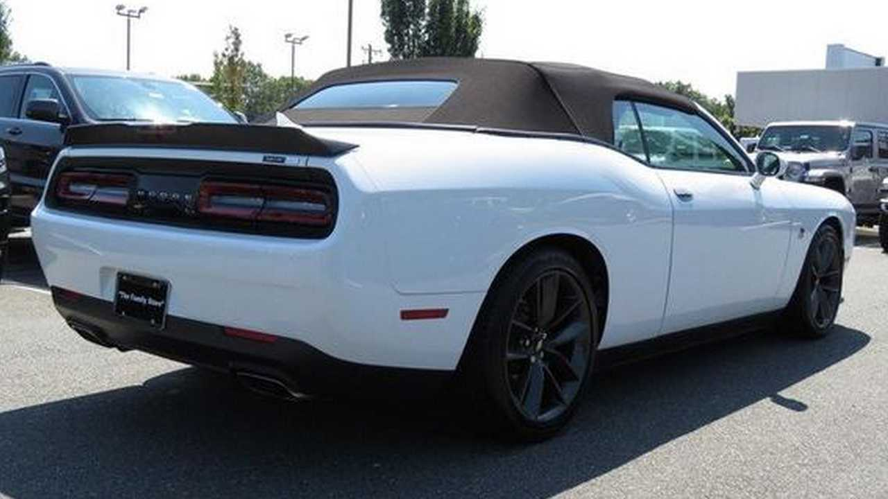 Dodge Challenger Convertible >> Dodge Challenger R T Scat Pack Widebody Convertible Can Be Yours