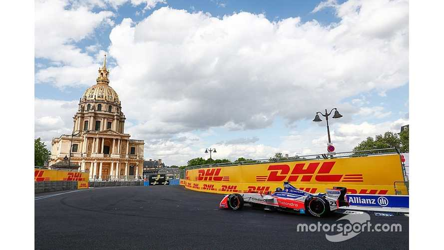 Paris Signs 3-Year Deal For Formula E Races
