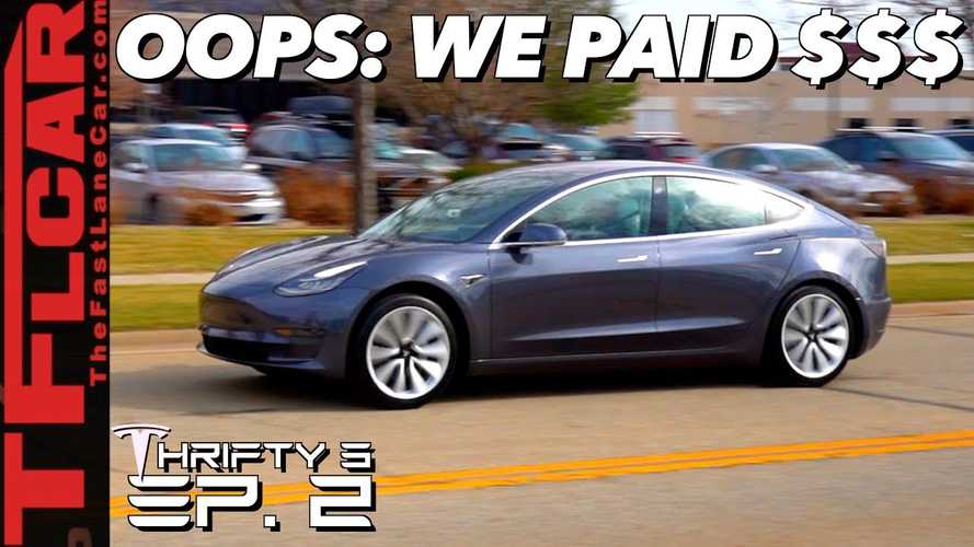This Automotive Reviewer Got Almost $6,000 Off A New Tesla Model 3