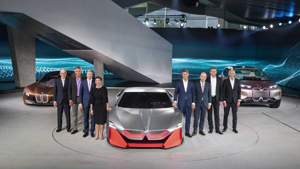 bmw group to offer 25 electrified models in 2023  2 years