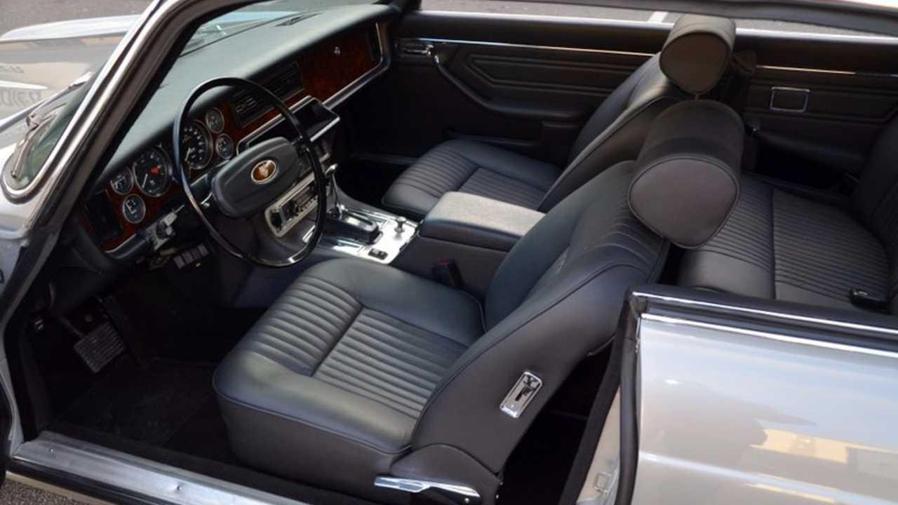 1975 Jaguar XJ-C