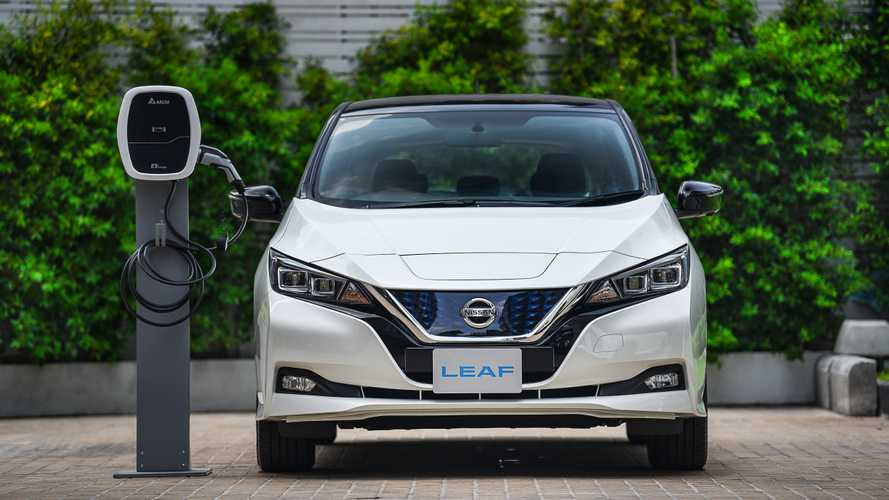 Nissan LEAF Sales Rise Up In U.S. In May 2019