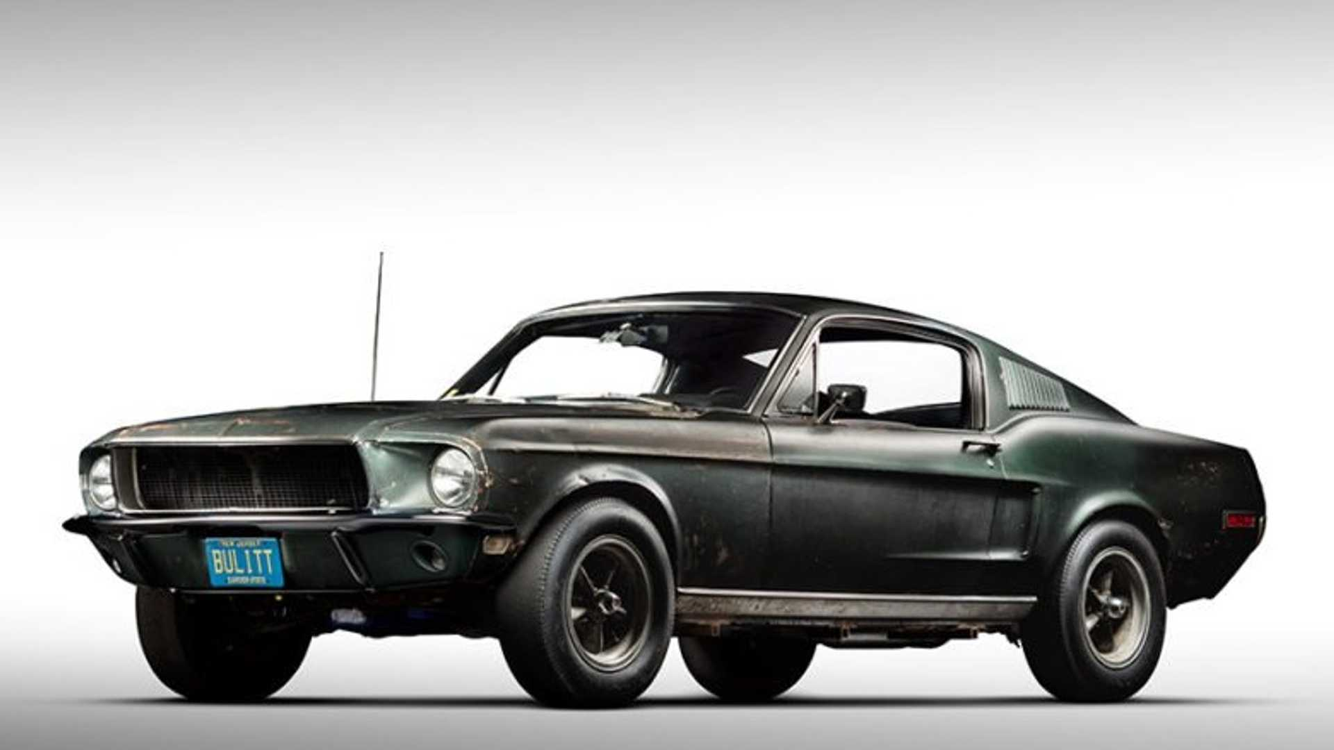 "[""Mecum Reveals Bullitt Mustang Hero Car To Be Auctioned In 2020""]"