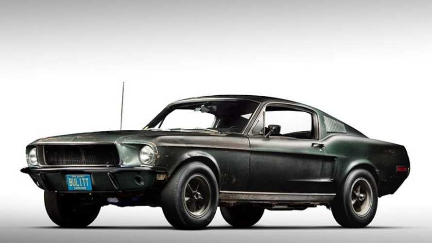 Mecum Reveals Bullitt Mustang To Be Auctioned At Kissimmee 2020