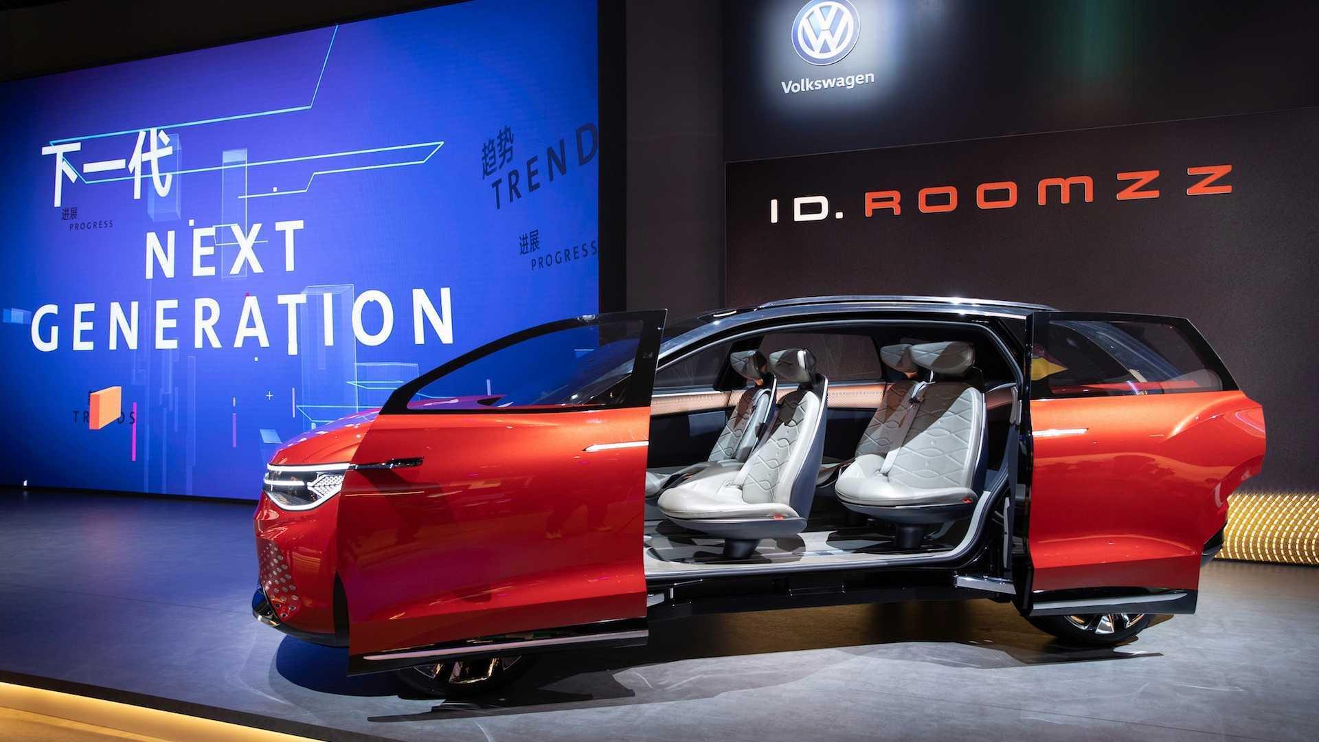 Volkswagen al Salone dell'auto di Shanghai con quattro nuovi SUV
