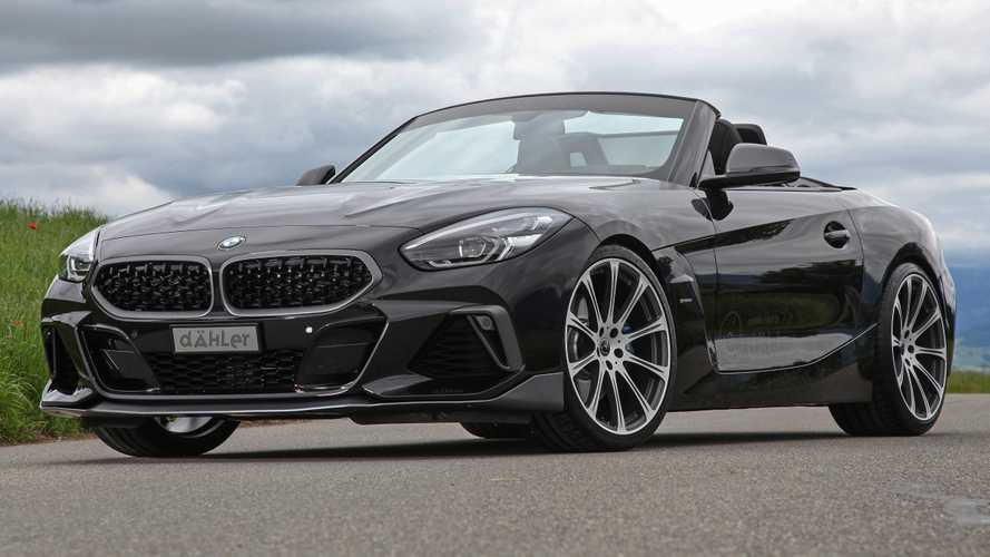 BMW Z4 M40i Packs 435 HP From Tuner To Substitute The Z4 M
