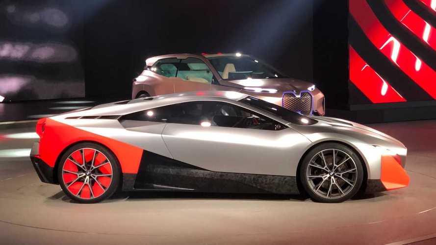 BMW i8 M, voci di una futura supercar ibrida da 600 CV