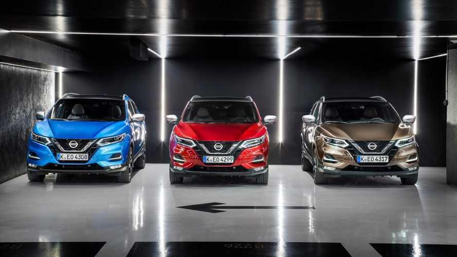 2019 Nissan Qashqai, yeni motor seçenekleri ile Türkiye'de