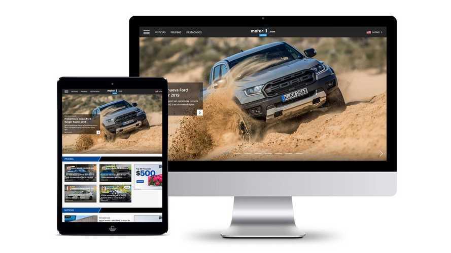 Motor1.com extiende su huella global con el lanzamiento de una edición para el público hispano de Estados Unidos