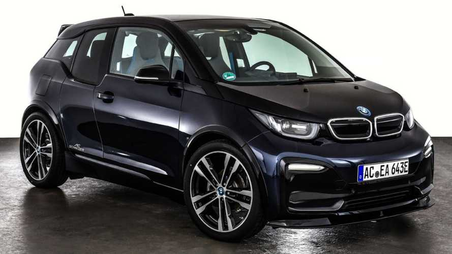 BMW i3s gets futuristic hot hatch looks from AC Schnitzer