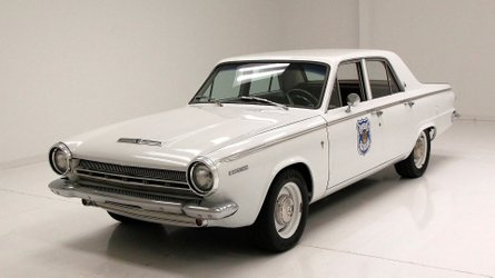 1970 dodge dart 270 is a tribute to the seattle police department