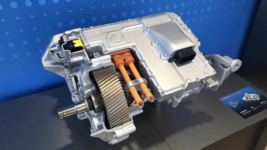 Novos câmbios da ZF aumentam autonomia e desempenho em carros eletrificados