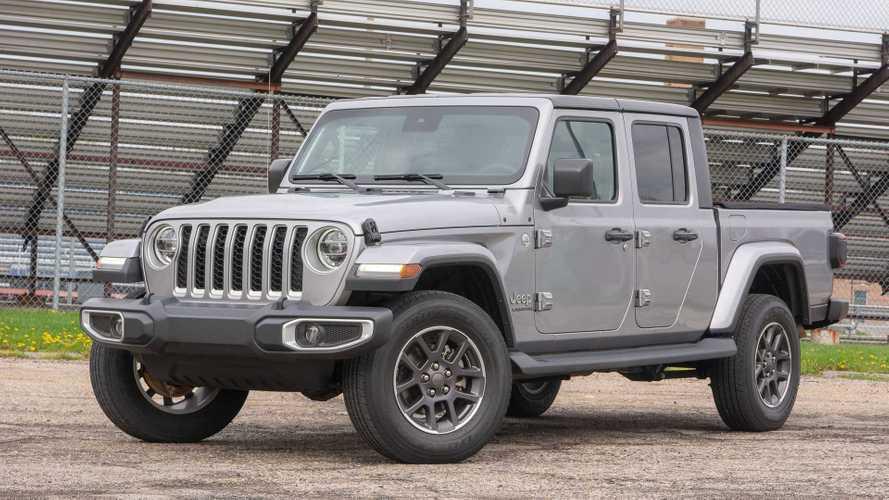 Jeep, 3500 adet Gladiator'ı geri çağırıyor