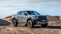 Ford Ranger Raptor, test drive