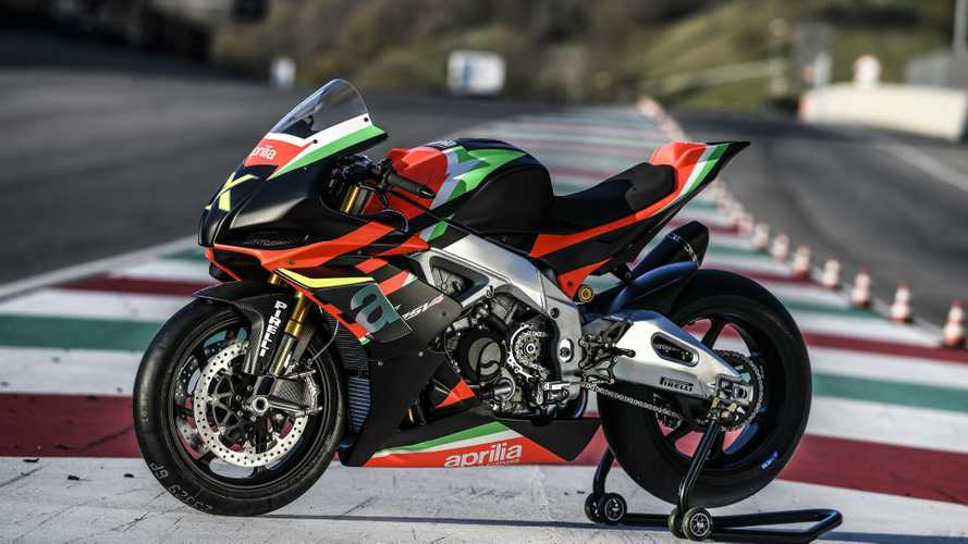 Aprilia, la RSV4 X è già sold out