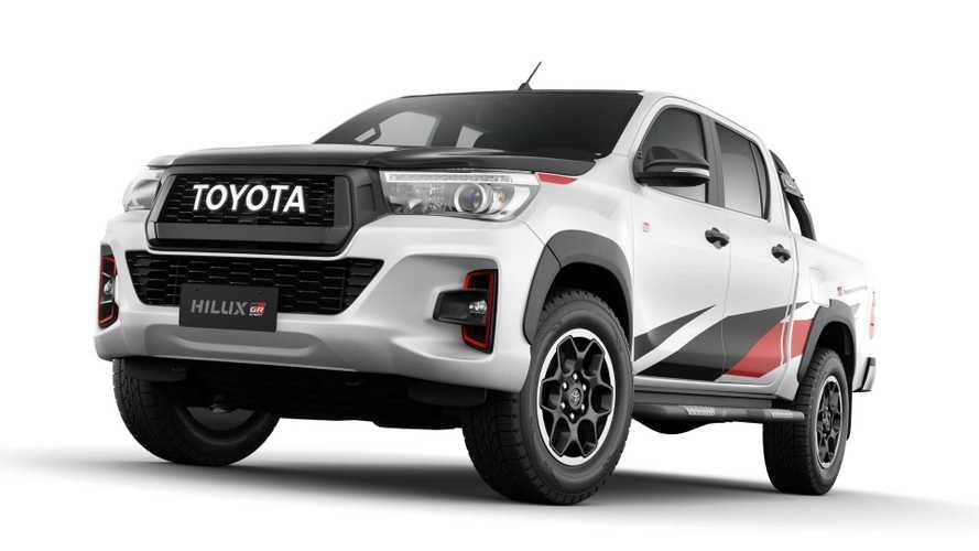 Toyota Hilux GR Sport faz sucesso e terá produção de novo lote
