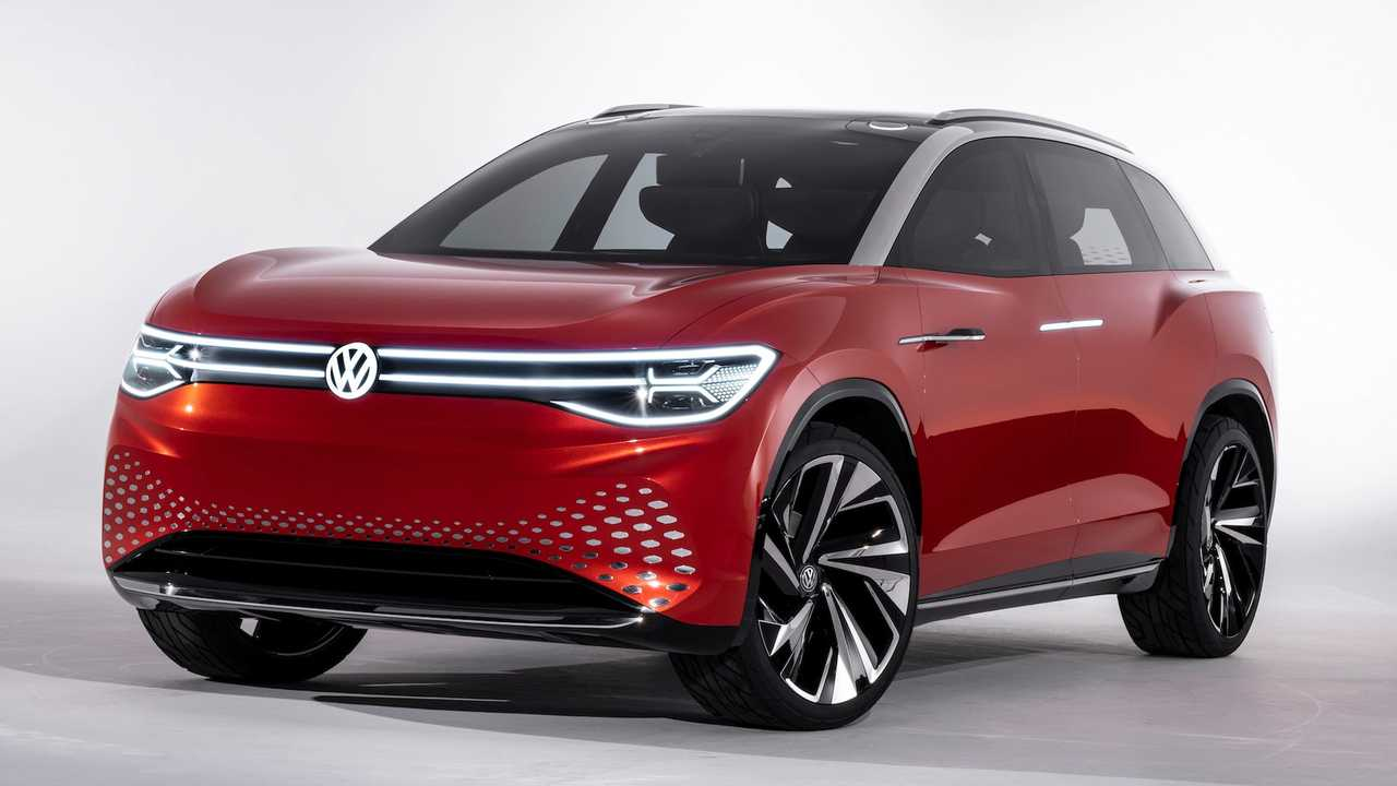 volkswagen's 8 upcoming evs and when you can buy them