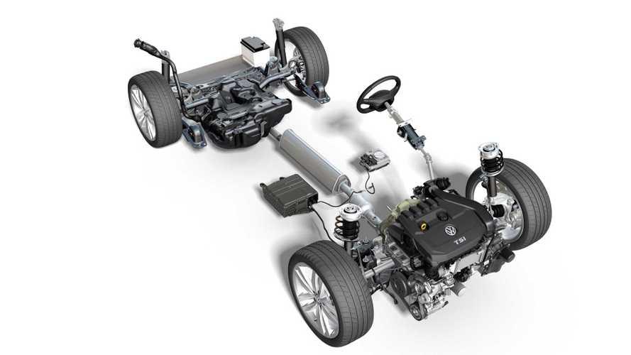 VW stellt 1.5 TSI evo mit 48-Volt-Mildhybridsystem vor