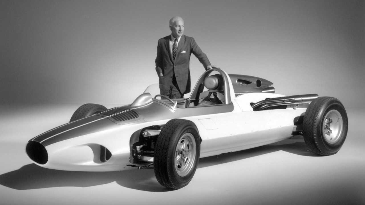 Zora Arkus-Duntov and the 1959 CERV-I