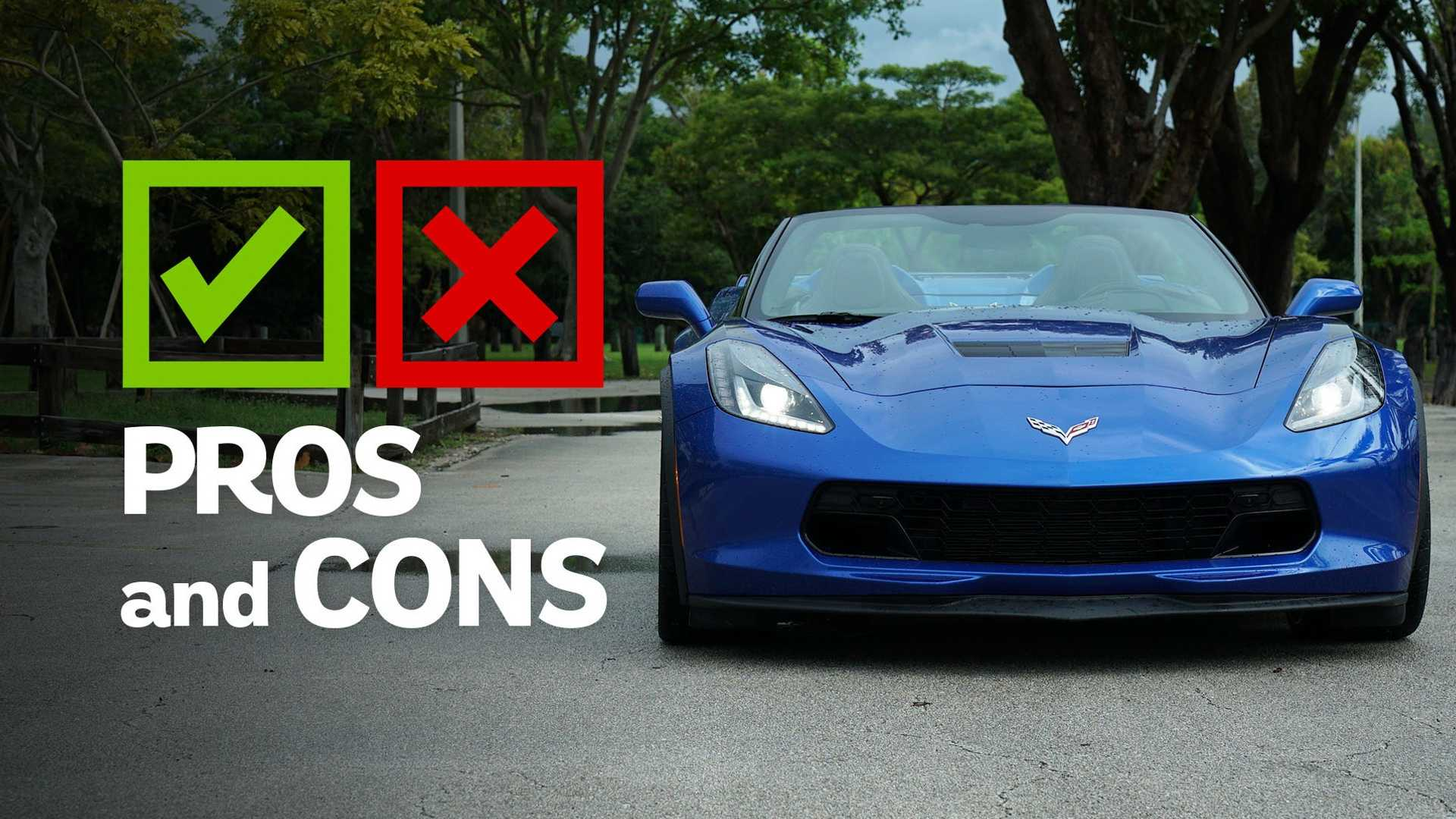 2019 Chevrolet Corvette Grand Sport Convertible Pros And Cons