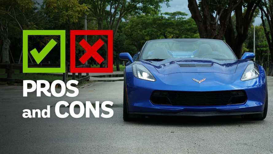 2019 Chevrolet Corvette Grand Sport Convertible: Pros And Cons