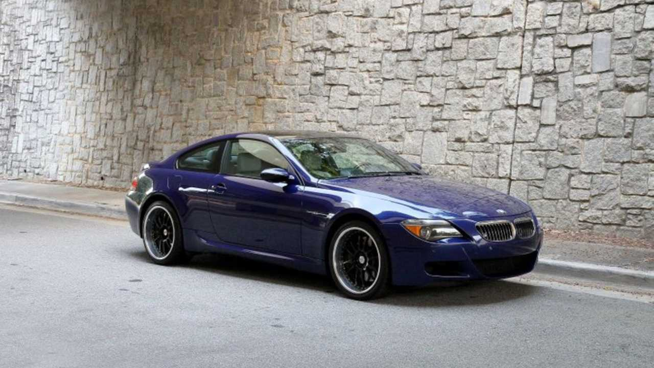2007 BMW M6 Puts Power In Your Hands