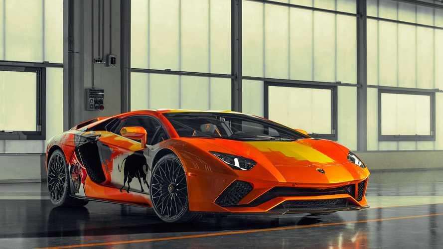 Lamborghini Aventador S von Skyler Grey
