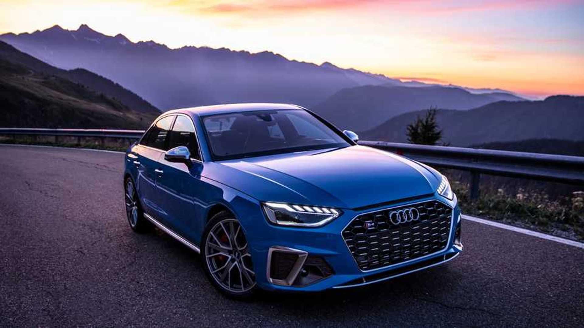 2020 Audi S4 Sedan, Avant Videos Put Spotlight On The ...