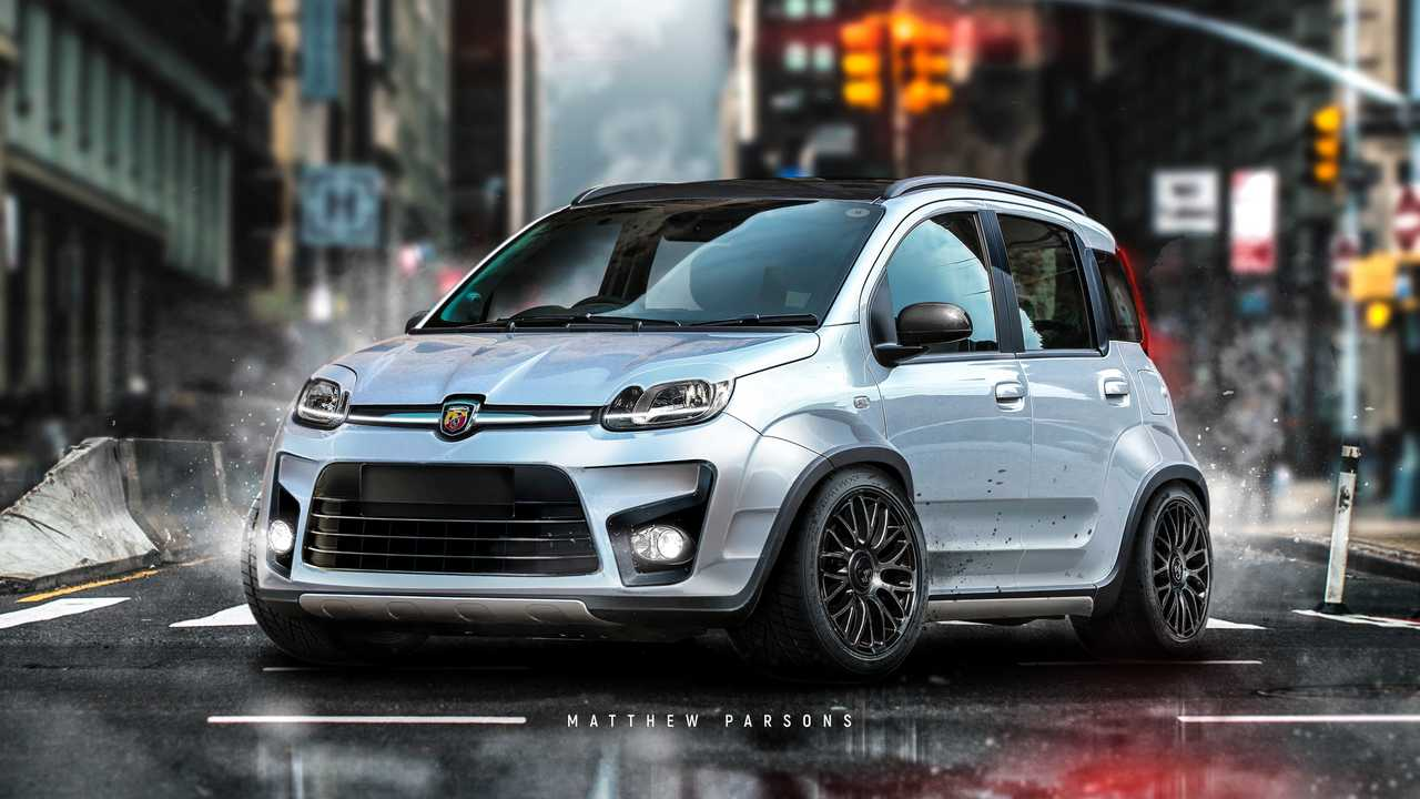 Fiat Panda hot hatch