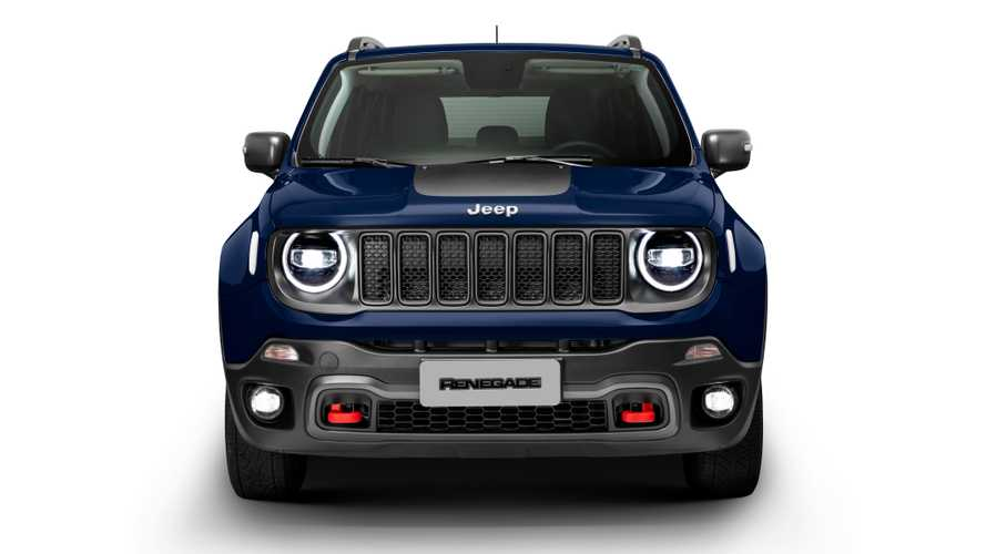 Jeep Renegade 2020 (Oficial)