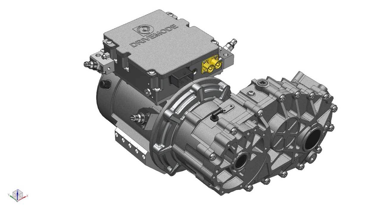 Drivemode Believes All EVs Can Rely On The Same Components