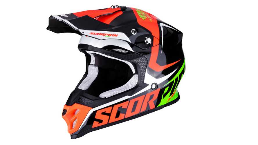 Scorpion Sports presenta il nuovo VX-16 AIR