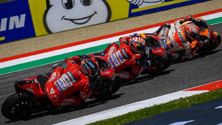 MotoGP: chi ha staccato meglio al Mugello?