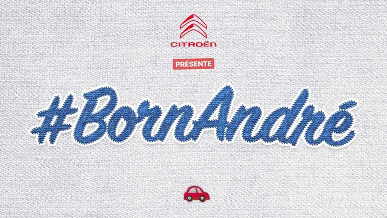 Citroën opération Born André