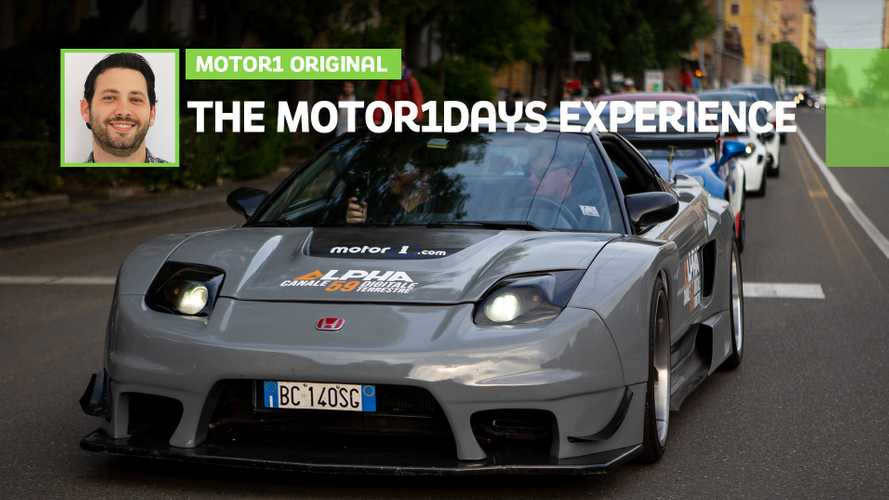 Motor1Days: Part Cars And Coffee, Part Track Day, Completely Captivating