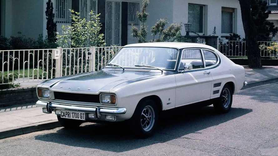 Ford Capri, la storia