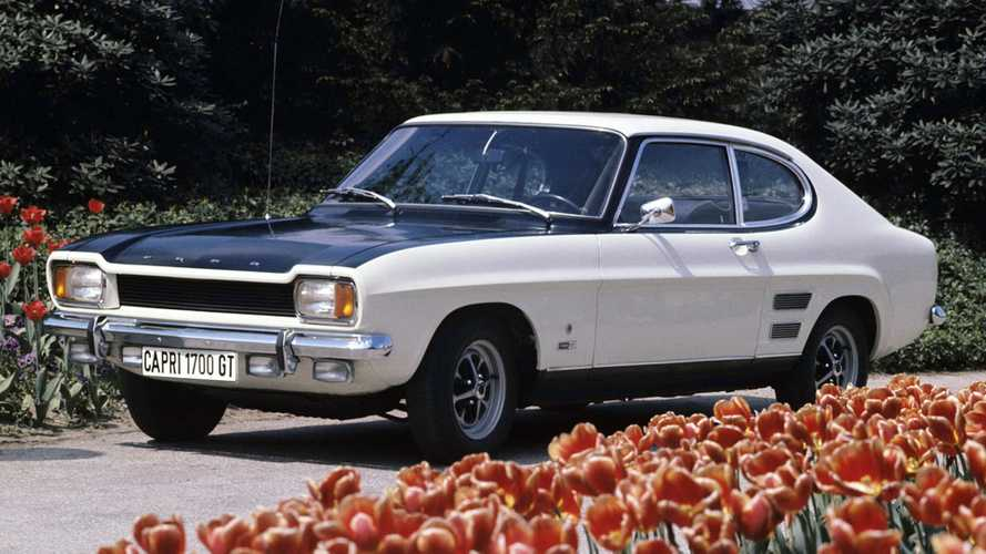 Ford Open To Bringing Back The Capri