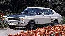 Ford zeigt sich offen für ein Capri-Comeback